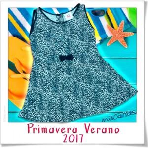 Vestido Temporada-verano 2016 2 al 14